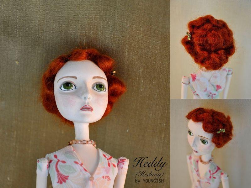 Art-doll-hedwig