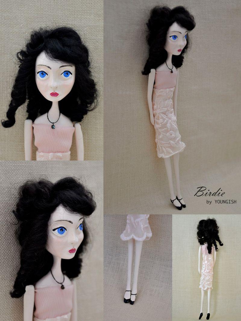 Art-doll-birdie